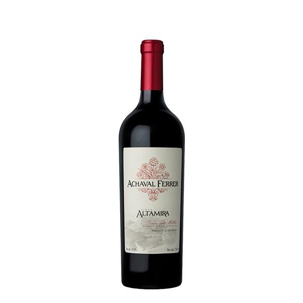 Achaval Ferrer Finca Altamira botella nueva 750 ml