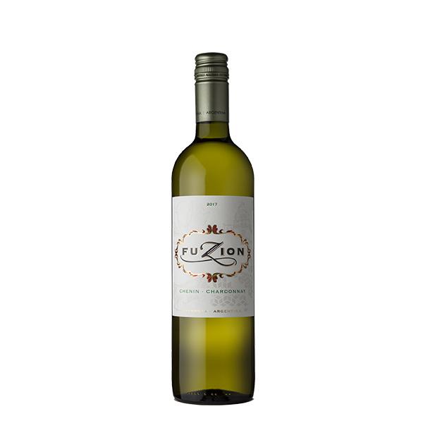 Bottle Fuzion Chenin chardonnay 2017 1