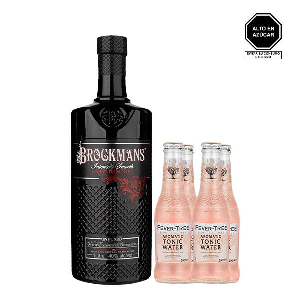Brockmans 4 aromatic 1