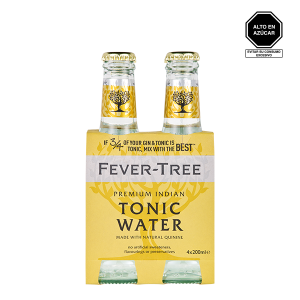 Fever Tree Indian Tonic 4 pack 1