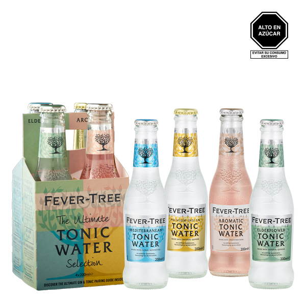 Fever tree ultimate pack 1