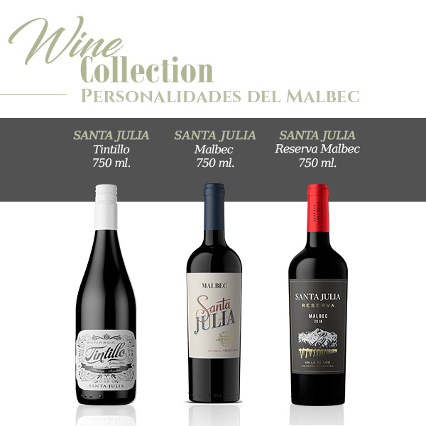 Wine collectionPersonalidades del malbce2