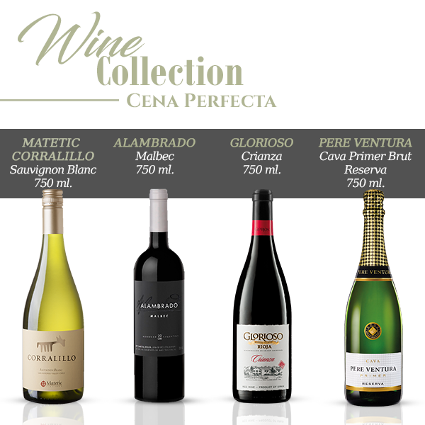 WineCollection Cena Perfecta