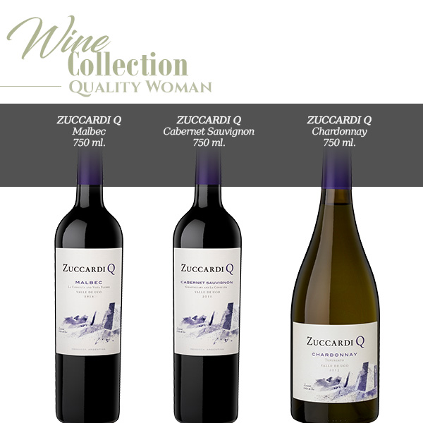 wine collection Quality Woman