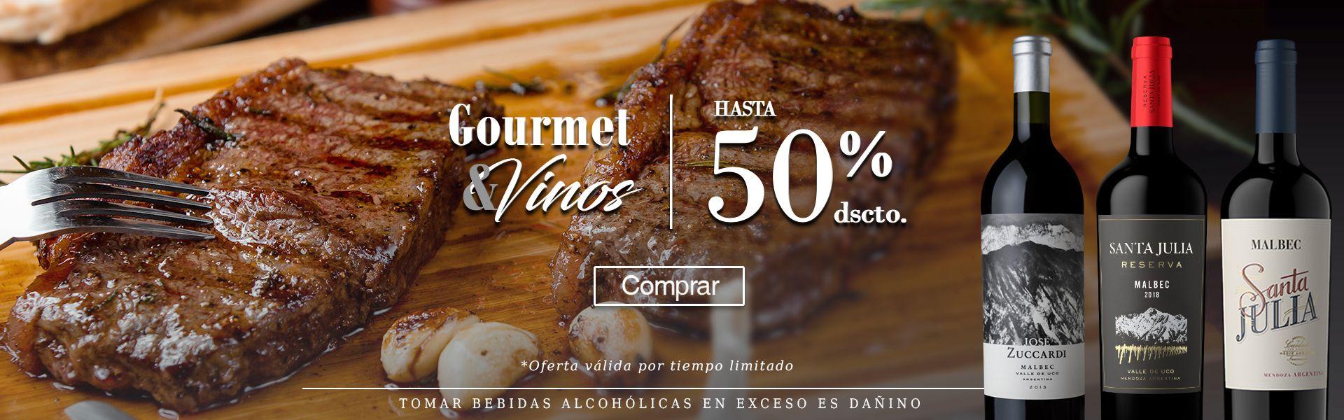 Gourmet & Vinos