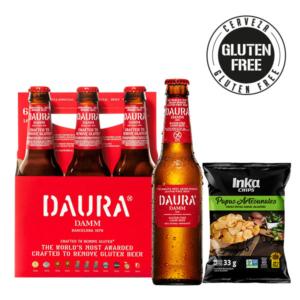 daura six pack y GRATIS inka chips 1