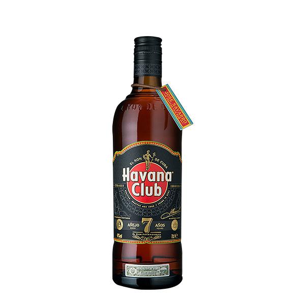 Havana ron club 7 años