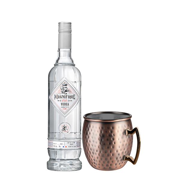 Magnifique y GRATIS Copper Mug 1