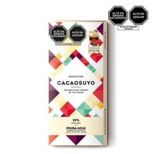 Cacaosuyo Piura Milk 50 cacao 70gr