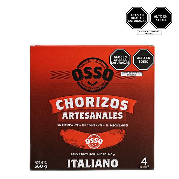 Osso Chorizo Italiano 140 gr