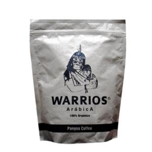 Pangoa warriors cafe