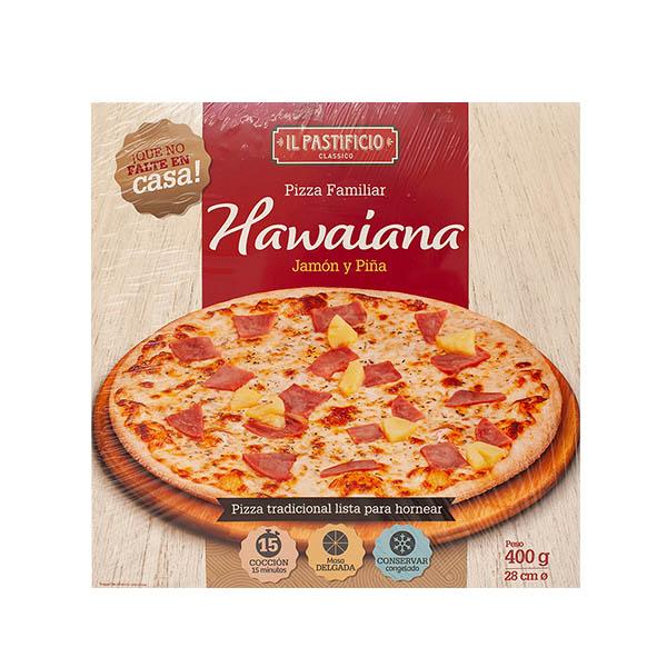 Pizza Hawaiana 400g
