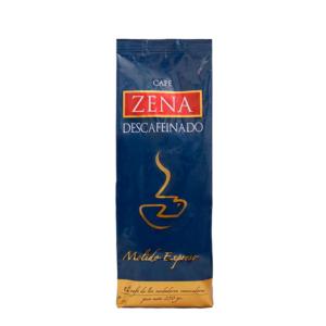 Zena decaf molido espresso