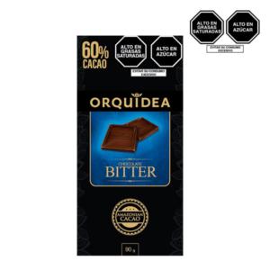orquidea bitter 60 cacao