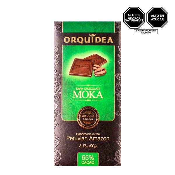 orquidea moka 65 cacao