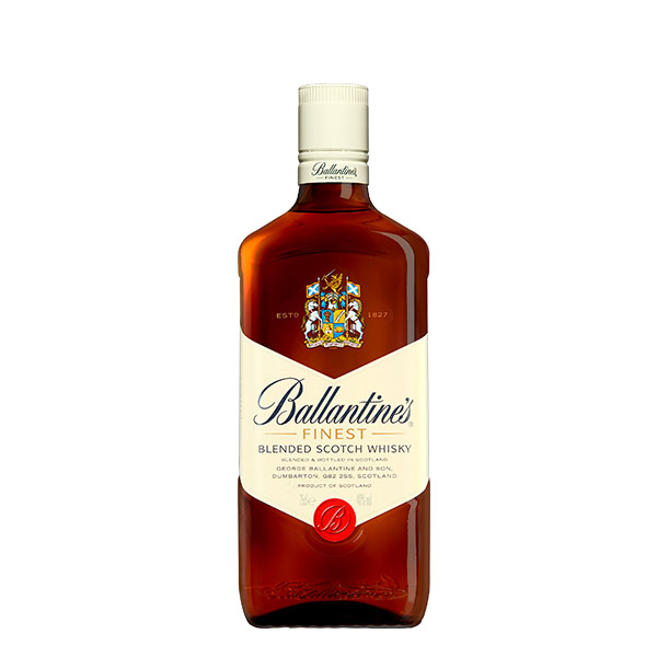 Ballantines Finest Whisky Escocés 750ML