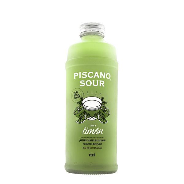 Piscano Sour de Limon 700 ml