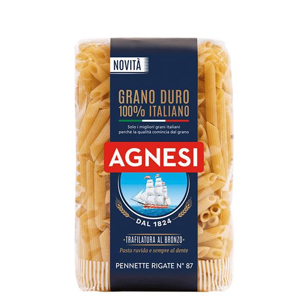 Agnesi Pennette Rigate N 87 500 gr