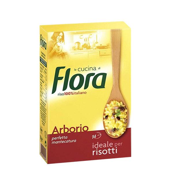 Riso Flora Arroz Flora Extra Arborio 1 kg