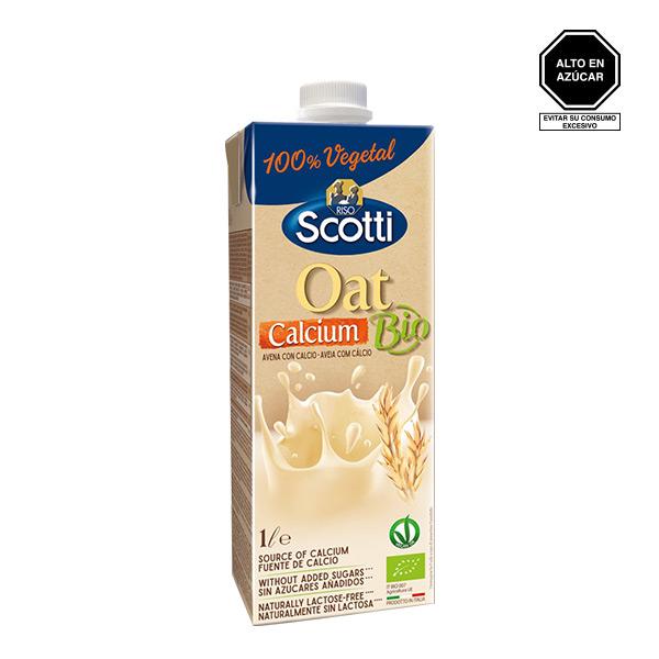 Scotti Bebida Avena con Calcio Organico 1 lt