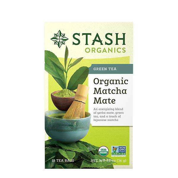 Stash Te Mate Matcha Organico 36 g