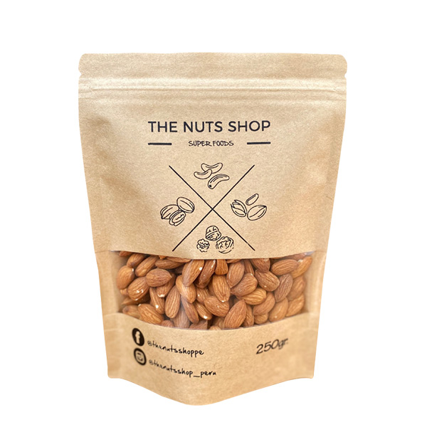 The Nuts Almendras 250 gr T