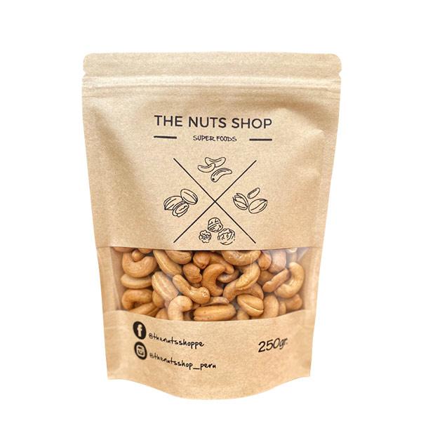 The nuts Cashew Tostado 250 gr