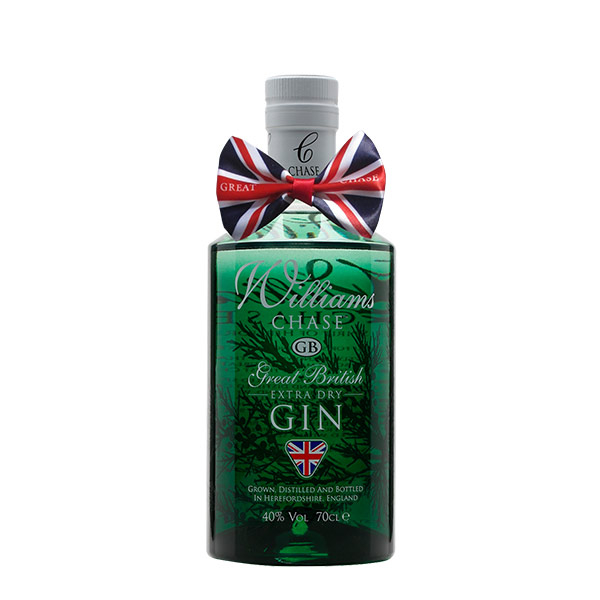 Williams Chase Extra Dry Gin 700ml
