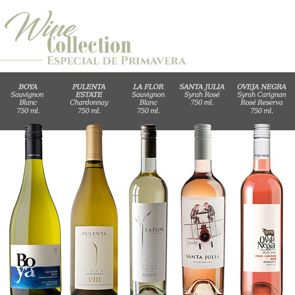 wine collection primavera 1