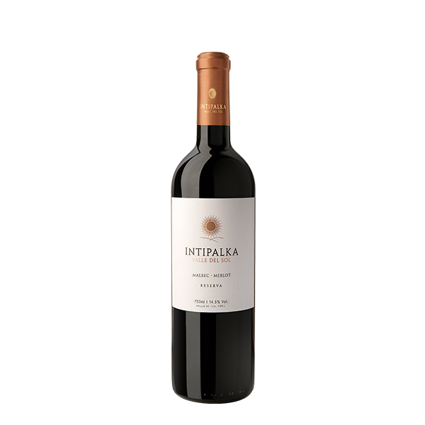 Intipalka Reserva Malbec Merlot 750 ml