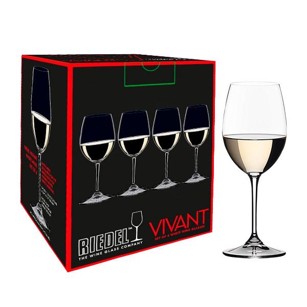 Riedel Vivant Vino Blanco Caja Pack