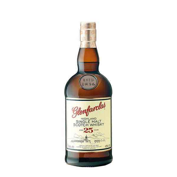 Glenfarclas 25 años 700 ml