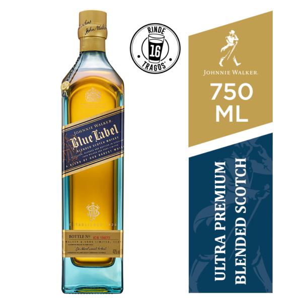 JohnnieWalker BlueLabell 750ml HI