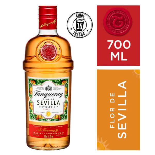 Tanqueray Sevilla 700ml HI