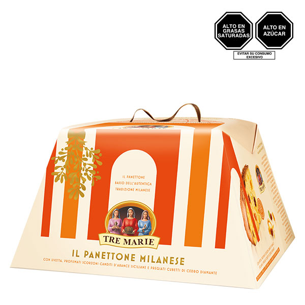 Tre Marie Il Panettone Milanese 750 g