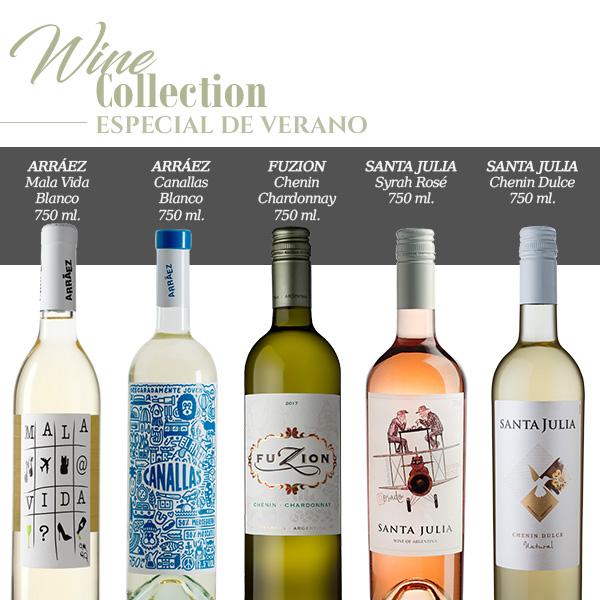Wine Collection Especial de Verano