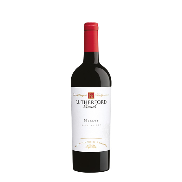 Rutherford Ranch Merlot Napa Valley 750 ml