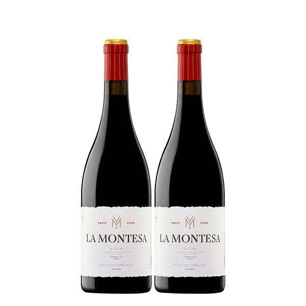 Alvaro Palacios La Montesa 750 ml x 2 botellas