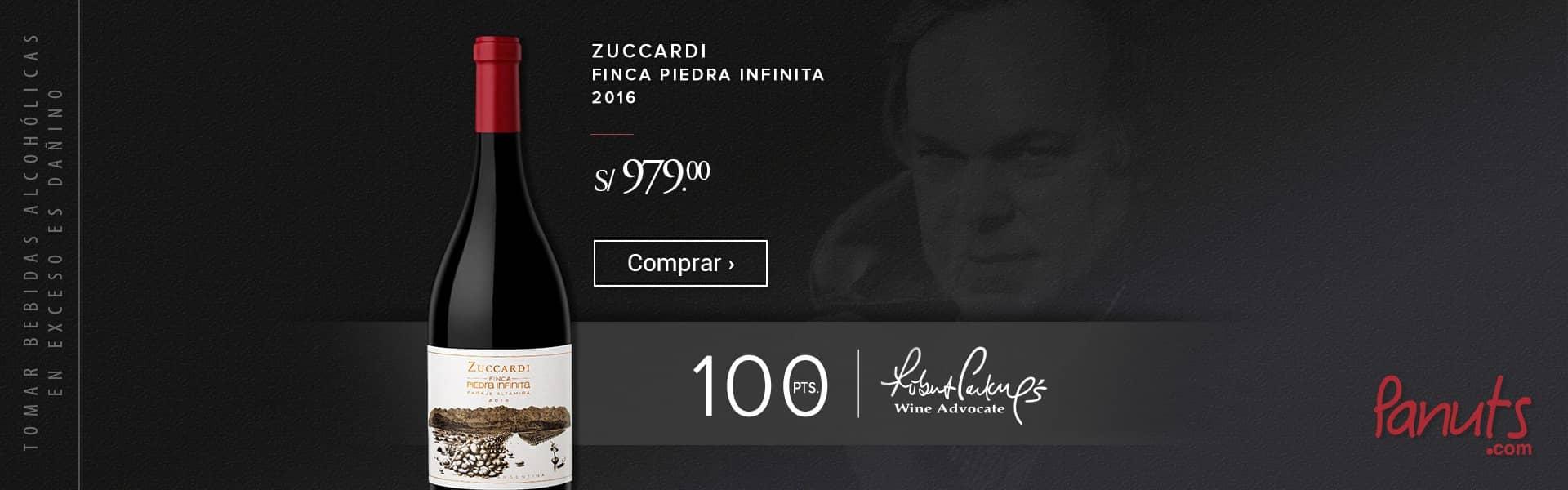 Zuccardi Piedra Infinita 2016