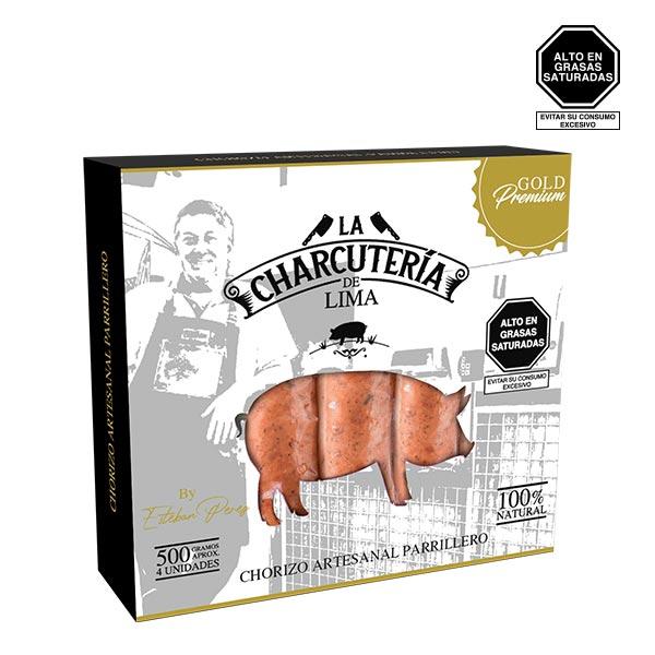 La Charcuteria Chorizo Artesanal 500 gr