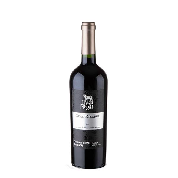 Oveja Negra Gran Reserva Cabernet Franc Carmenere 750 ml