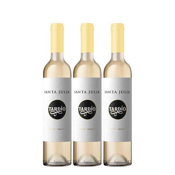 santa julia tardío x 3 botellas