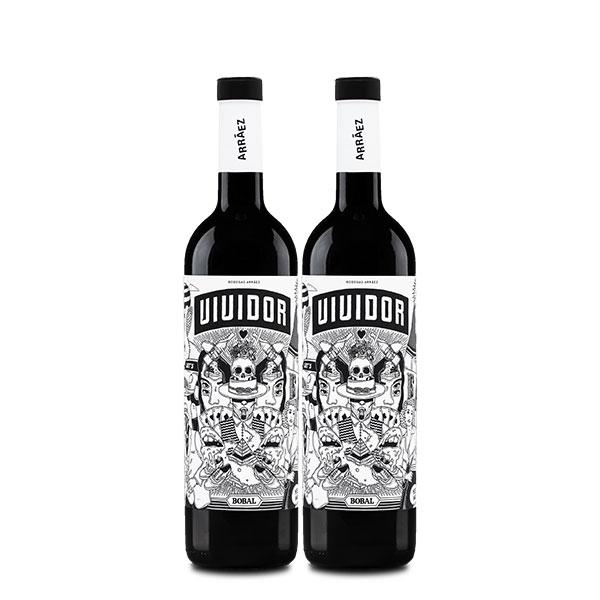 ARRAEZ Vividor x 2 botellas