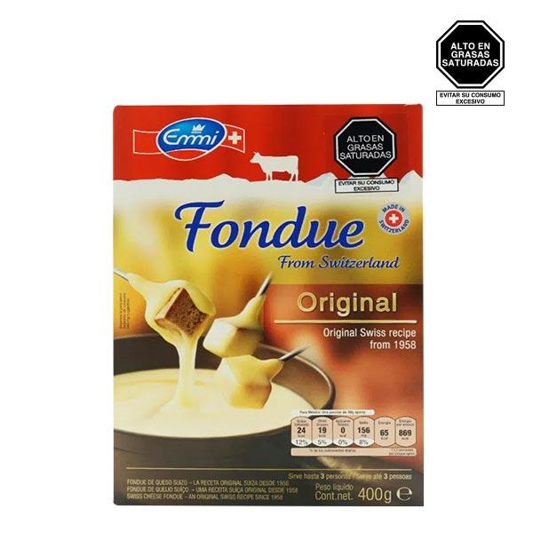 Emmi Fondue Original 400 gr