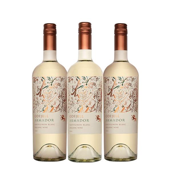 armador sauvignon blanc x 3 botellas
