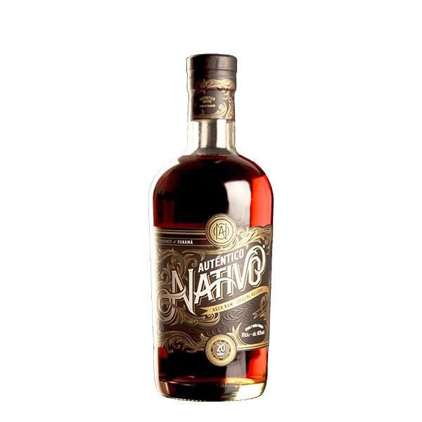 Ron Nativo 20 años