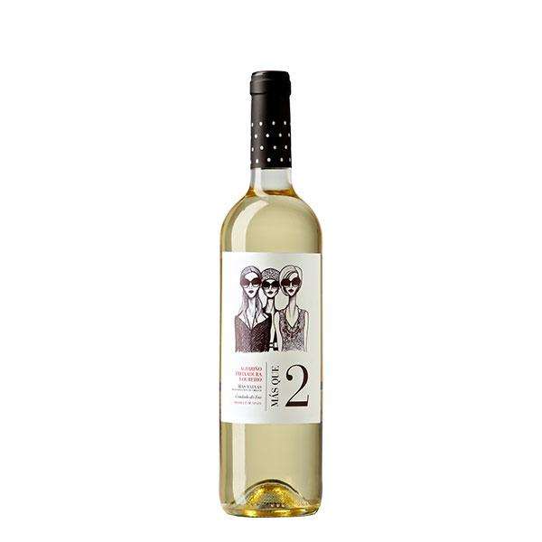 la val Botella Mas Que Dos 750 ml