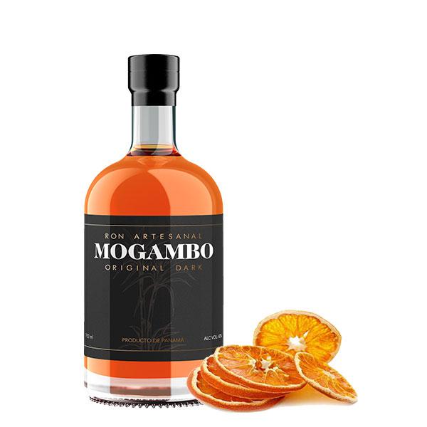mogambo y naranja deshidratada