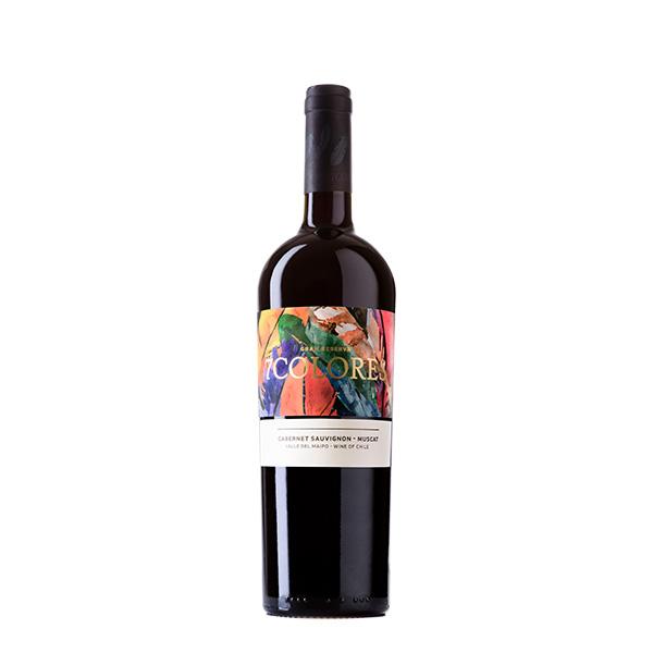 Siete Colores Gran Reserva Cabernet Sauvignon 750 ml