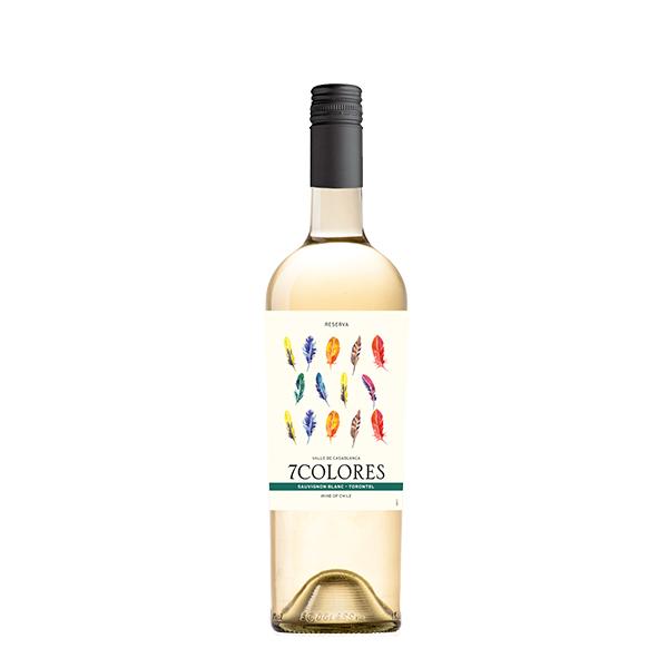 Siete Colores Reserva Sauvignon Blanc Torontel 750 ml